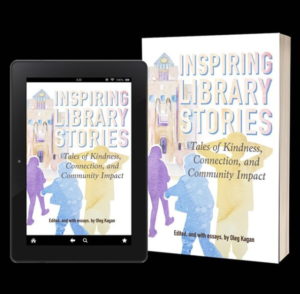 Inspiring Library Stories Book Covoer